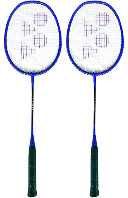 Yonex ZR 100 LIGHT Blue Strung Badminton Racquet