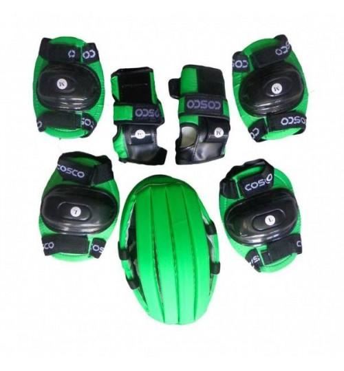 Cosco Skates Protective Kit Green