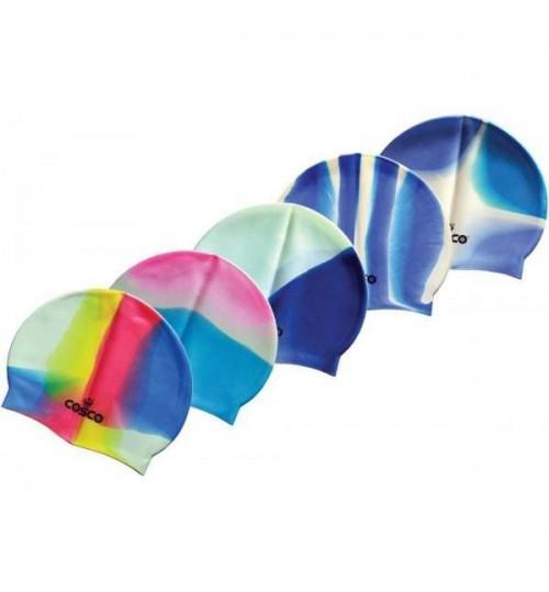 Cosco Swimming Cap Multicolor