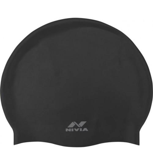 Nivia Classic Silicone Junior Swimming Cap