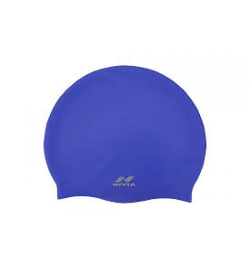 Nivia Classic Silicone Swimming Cap