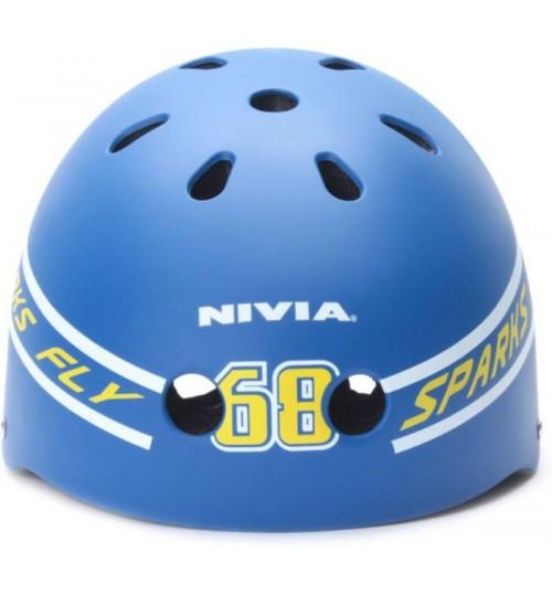 Nivia Spark 68 Skate Helmet